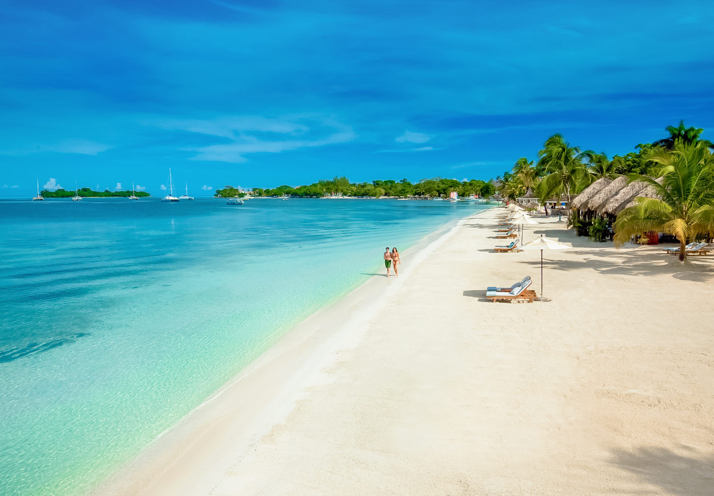 Sandals Negril - adults only holidays