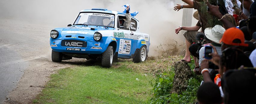 Sol Rally Barbados - Top Caribbean events and festivals 2016