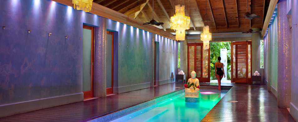 Couples Swept Away Spa Jamaica - 5 of the best spas
