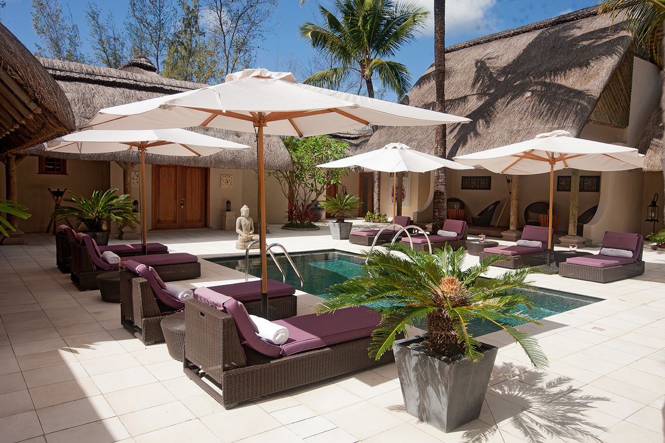 U Spa Constance Le Prince Maurice Mauritius - 5 of the best spas