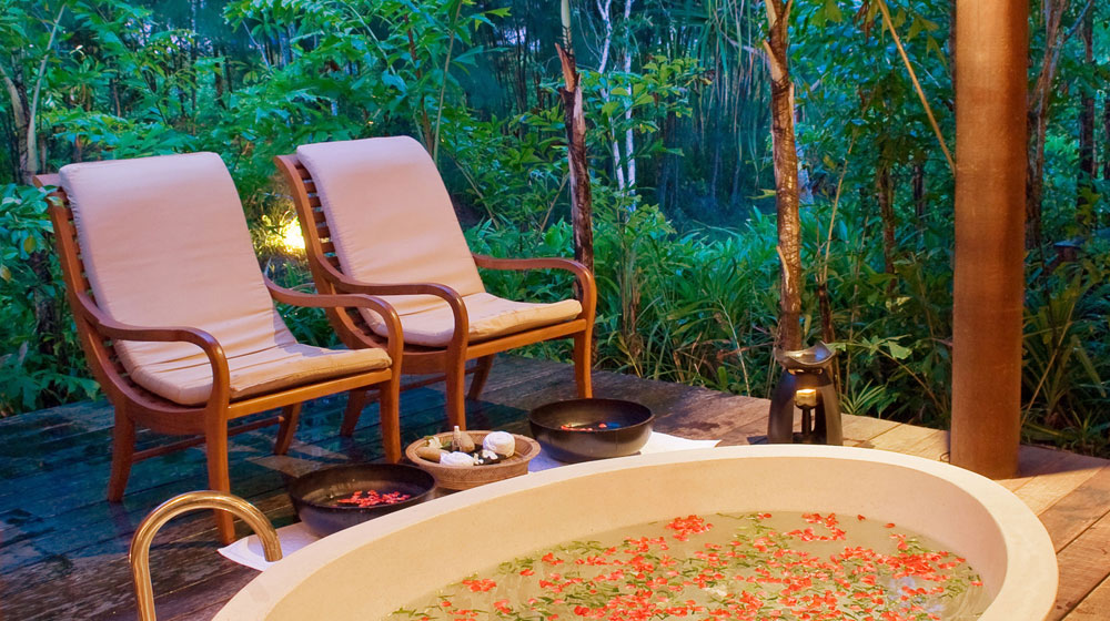The Sarojin Resort and Spa - 5 of the best spas