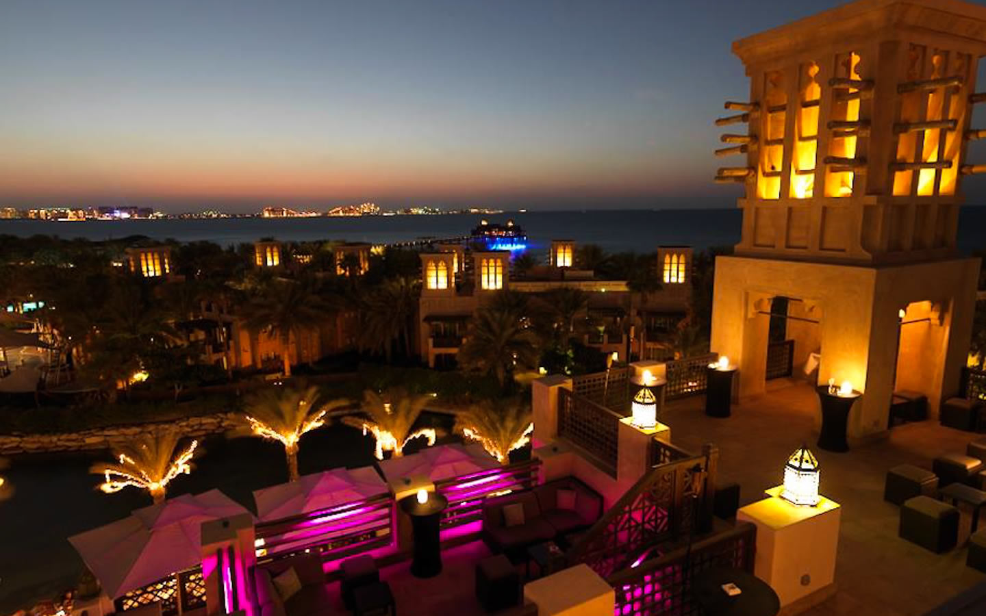15 Best outdoor terraces in Dubai - Rivi Bar - Madinat Jumeirah