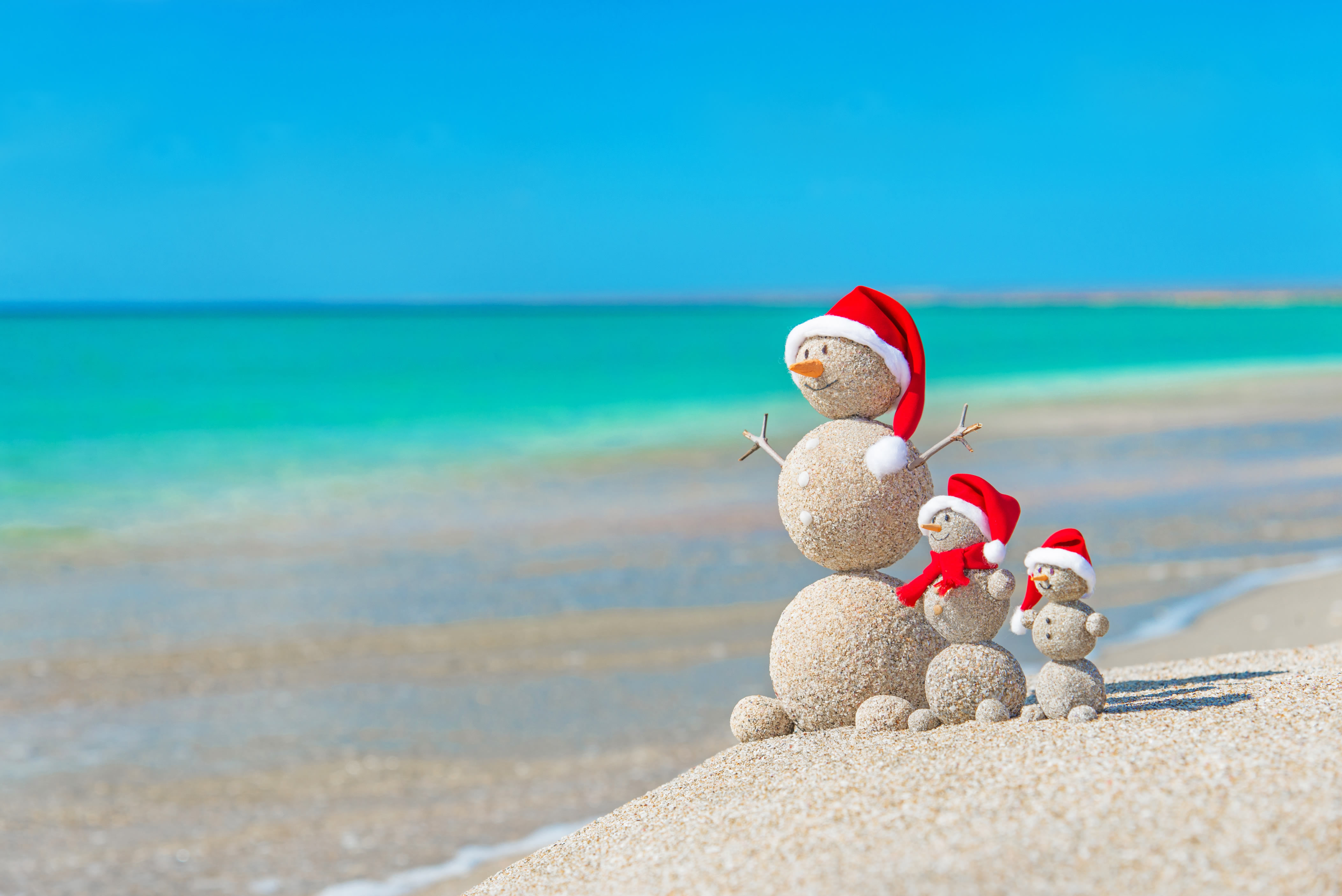 Beach Christmas.What Does It Feel Like To Spend Christmas Abroad Letsgo2