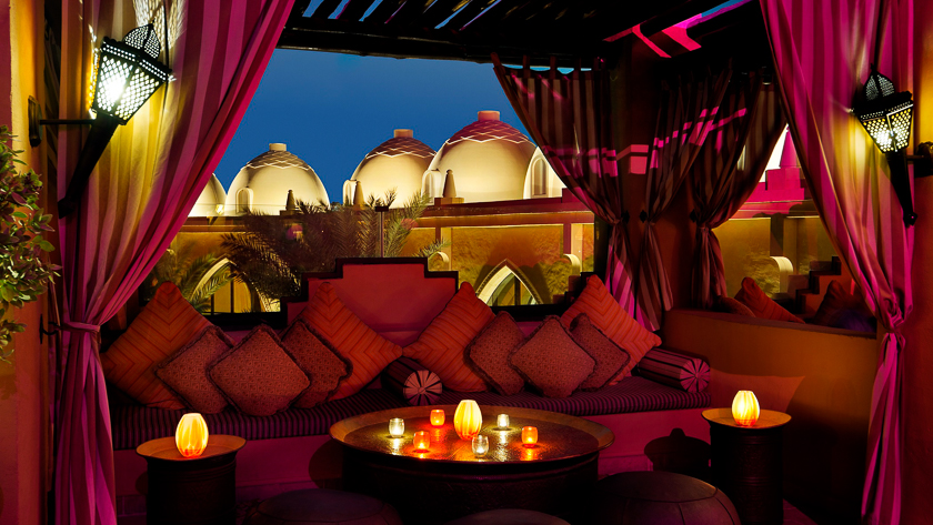 One&Only Arabian Court - Rooftop Terrace