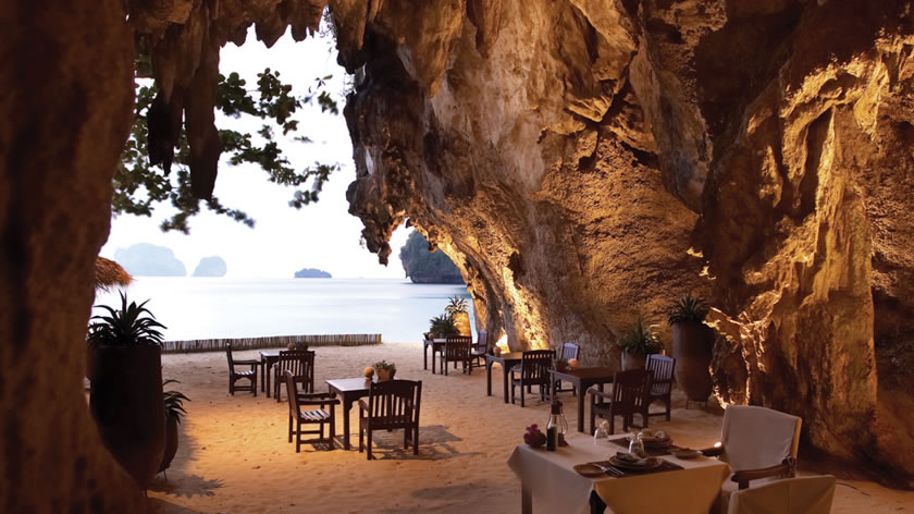 The Grotto, Rayavadee - 9 great hotel bars