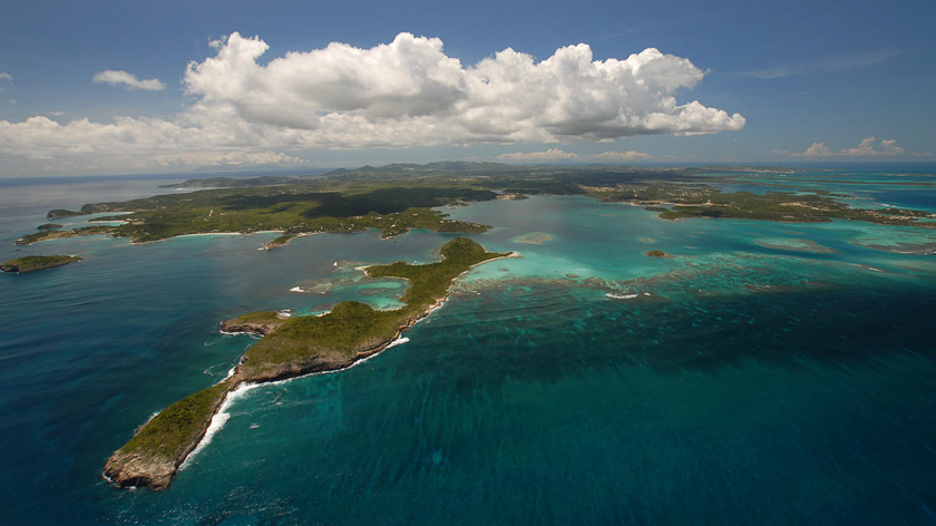 Aerial View - Things to do in Antigua