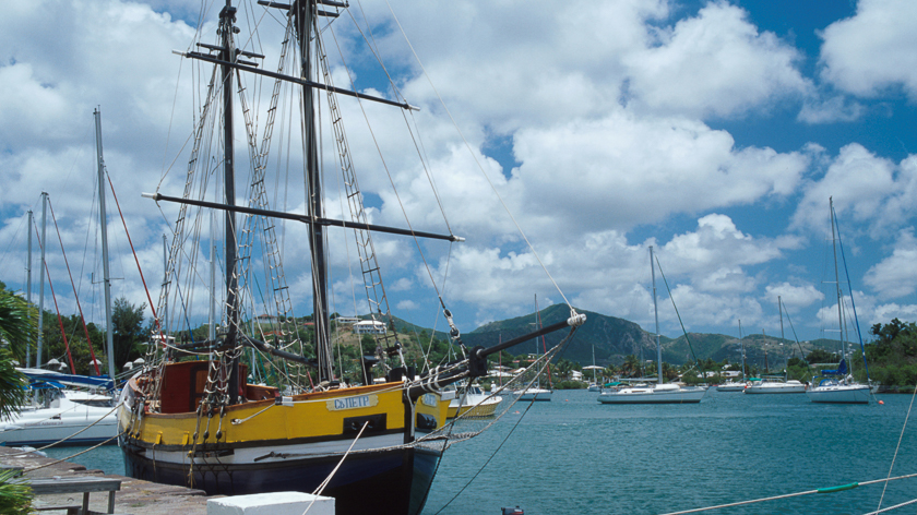 Nelsons Dockyard - Things to do in Antigua