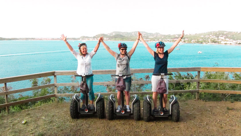 Segway Tour - Things to do in St Lucia