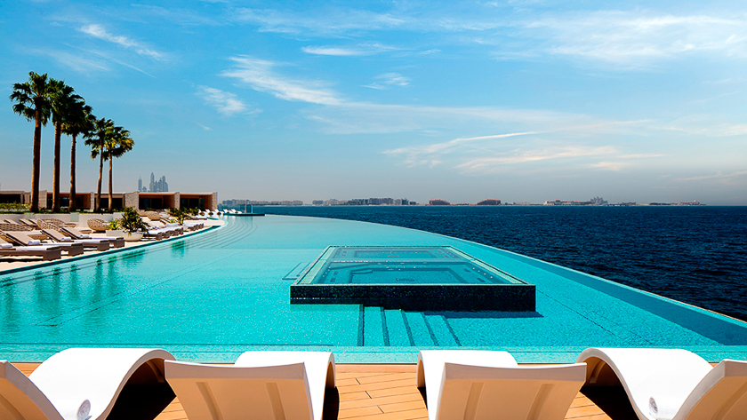 Burj Al Arab Terrace Infinity Pool-840x473